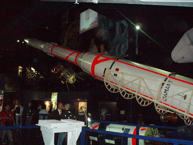 Как страны выходили в космос - 5
