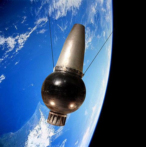 Как страны выходили в космос - 8
