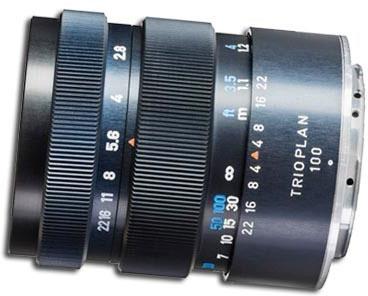 Объектив Meyer Optik Trioplan f2.8/100 будет доступен в вариантах для зеркальных и беззеркальных камер Canon, Fuji X, Nikon, Micro Four Thirds и Sony E