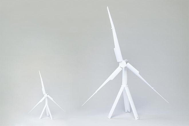 Портативный ветряк Trinity: новый этап в автономном энергообеспечении - 3