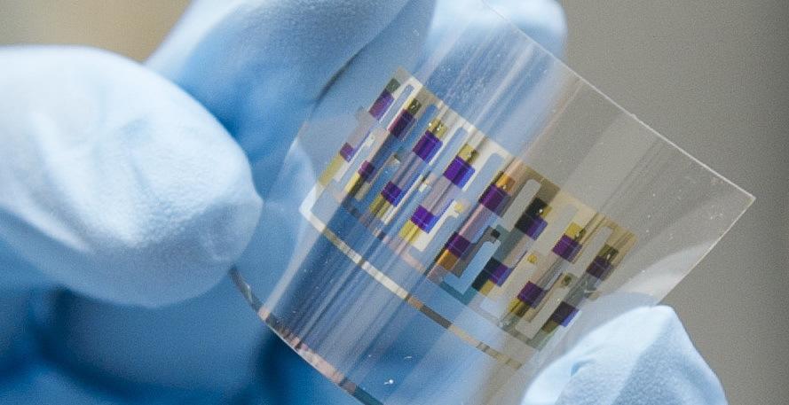 Разработаны сверхбыстрые тонкопленочные транзисторы для электронных устройств будущего - 1