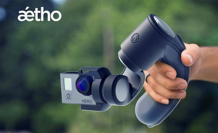 Aetho Aeon — стабилизатор для камеры GoPro - 1