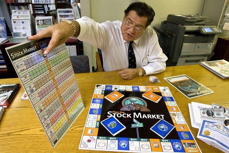 How-to: Геймификация и биржевая торговля - 1