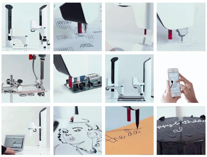 Коллектив Makerarm представила на Kickstarter одноименное устройство, которое совмещает в себе функциональность различных устройств