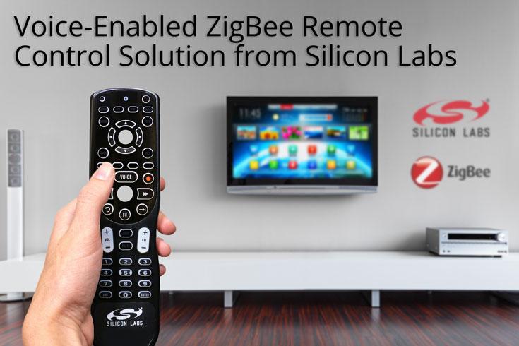 Референсный дизайн Silicon Labs призван способствовать внедрению технологии ZigBee