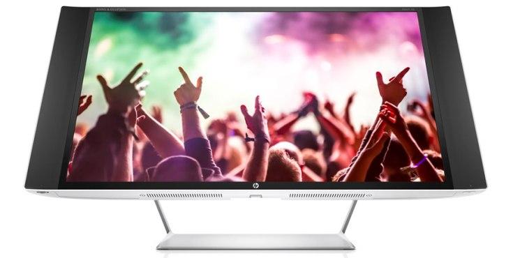 HP представила новые моноблоки и монитор линейки Envy