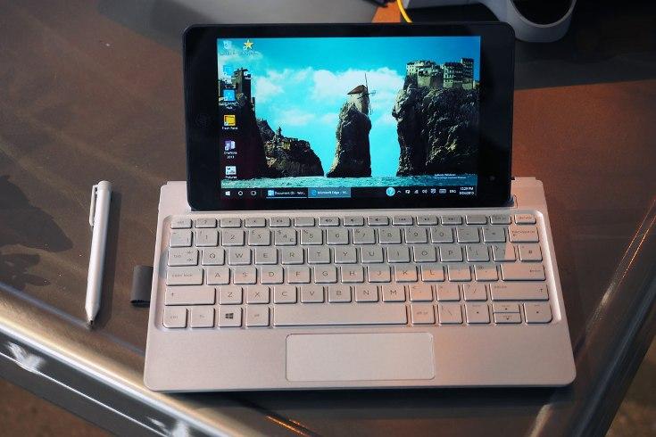 Планшет HP Envy 8 Note оценивается в $330