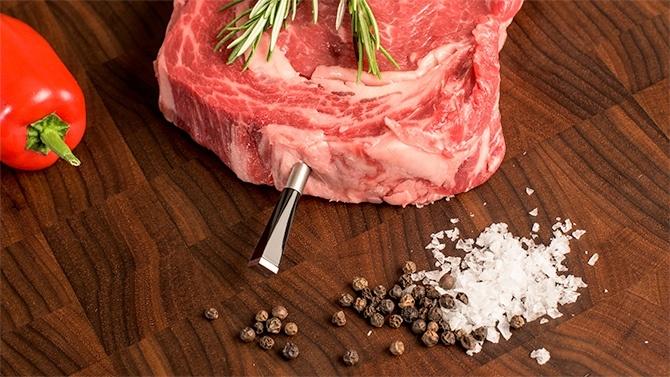 Правильно пожарить мясо? Не проблема, если под рукой MEATER - 18