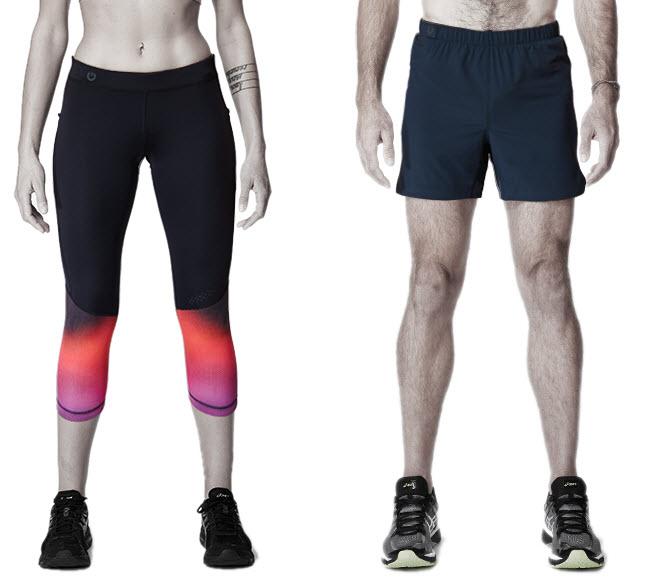 Компания Lumo Bodytech представила умные шорты для мужчин и не менее умные капри для женщин Lumo Run