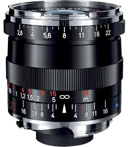 Полнокадровый объектив с креплением Sony E будет новым воплощением модели Biogon ZM T* 2,8/21