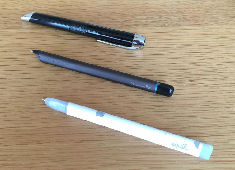 Бумага или «цифра»? И то, и другое: обзор умной ручки NeoLAB Convergence Neo smartpen N2 - 4
