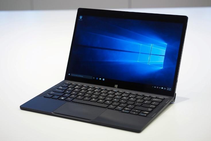 Планшет Dell XPS 12 стоит минимум $1000