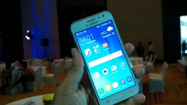 Смартфон Samsung Galaxy J3 получит 1 ГБ ОЗУ