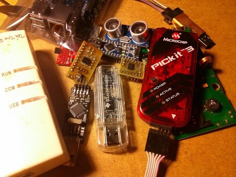Виртуальные машины и микроконтроллеры - 1