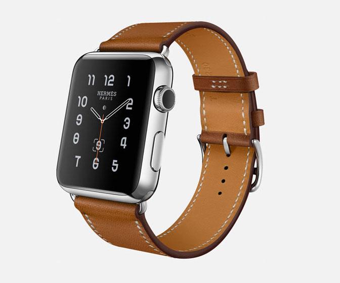 Основное отличие Apple Watch Hermes от исходных моделей — ремешки