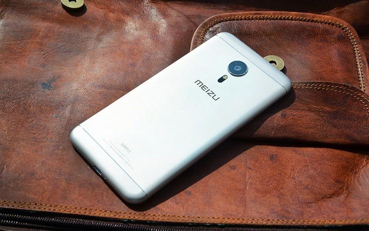 Смартфон Meizu Pro 5 можно будет купить только в ноябре