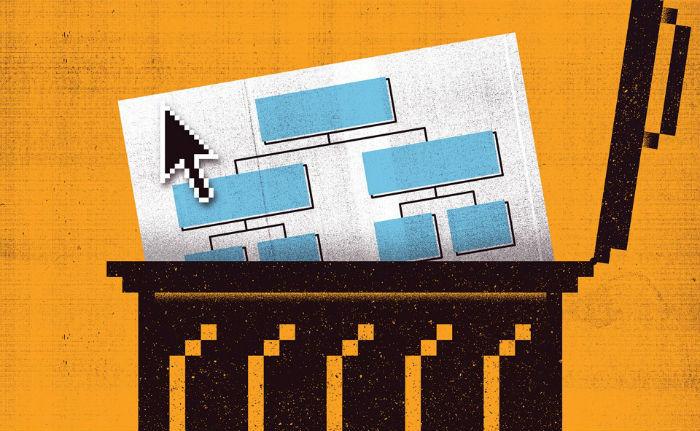 Нужны ли боссы: Радикальный эксперимент Zappos - 1