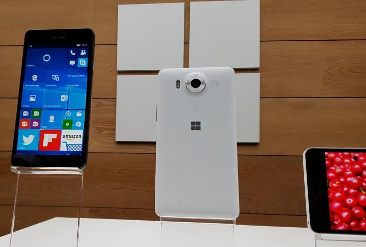 Смартфон Microsoft Lumia 950 может получить ограниченное распространение