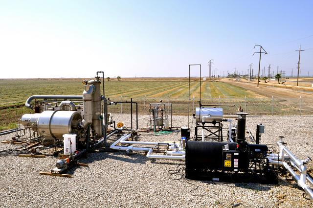 В Калифорнии строится крупнейшая опреснительная станция в стране на солнечной энергии - 2