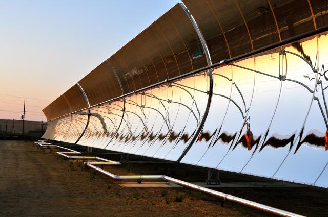 В Калифорнии строится крупнейшая опреснительная станция в стране на солнечной энергии - 3