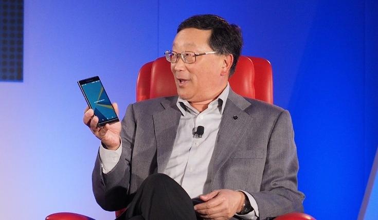 В следующем году решится также и судьба мобильного подразделения BlackBerry - 1