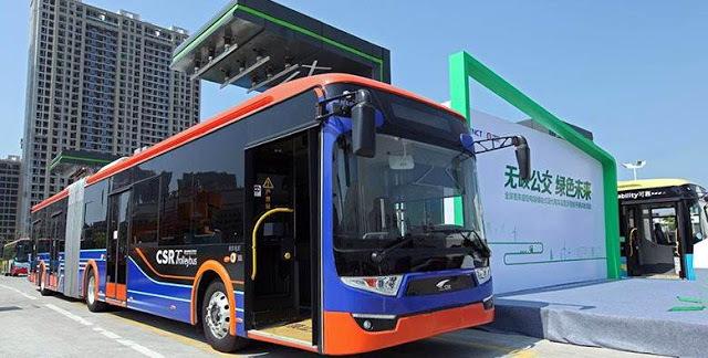 В столице Беларуси планируется запустить экологически чистые электробусы - 2