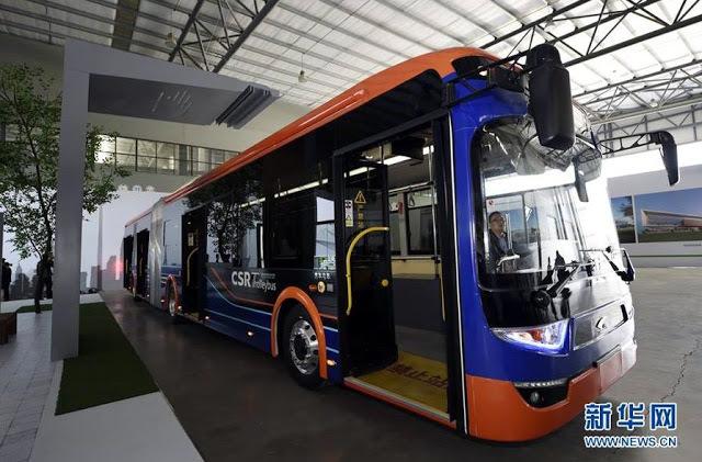 В столице Беларуси планируется запустить экологически чистые электробусы - 1