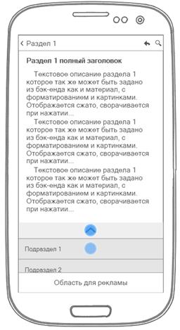 Запускаем приложение под Android (из личного опыта) - 2