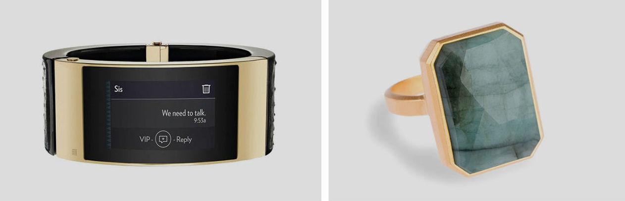Умная бижутерия: кольца, браслеты, серьги и кулоны, которые на что-то способны - 11