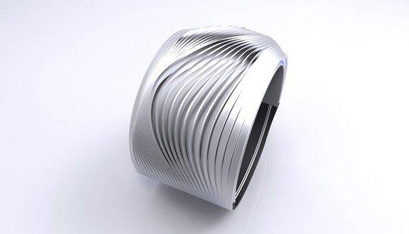 Умная бижутерия: кольца, браслеты, серьги и кулоны, которые на что-то способны - 20