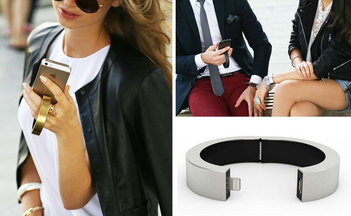 Умная бижутерия: кольца, браслеты, серьги и кулоны, которые на что-то способны - 5