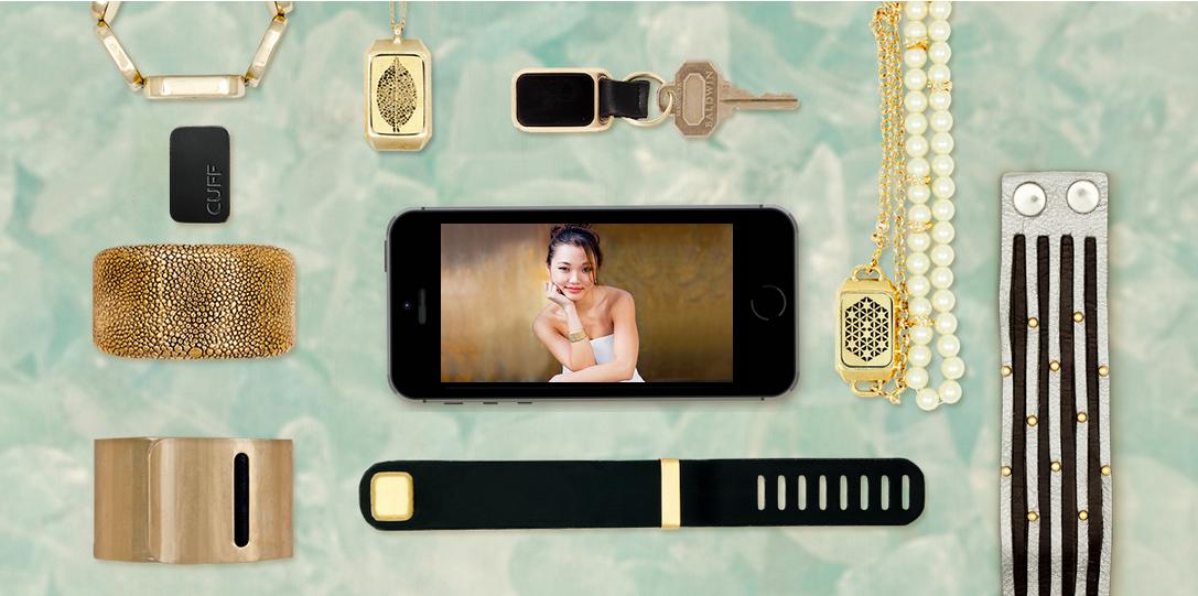 Умная бижутерия: кольца, браслеты, серьги и кулоны, которые на что-то способны - 8