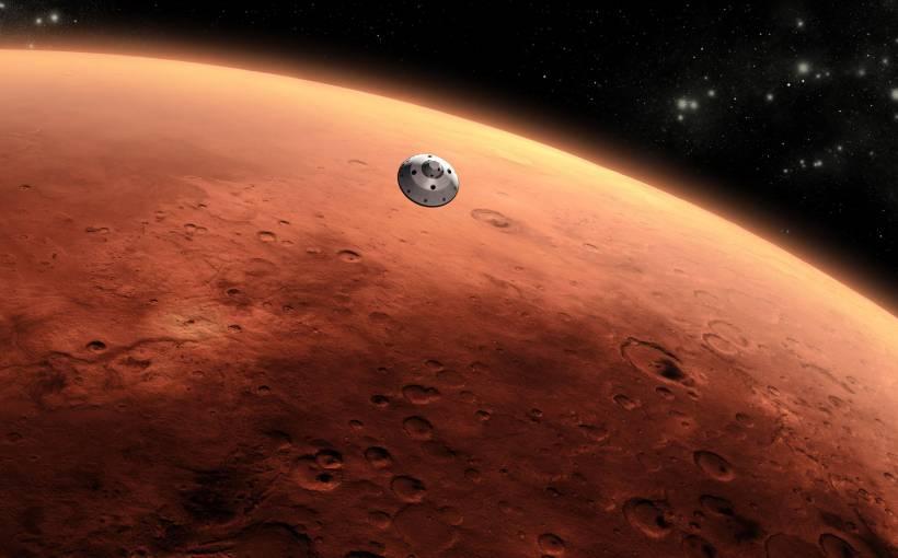 NASA подтвердило намерения отправить людей на Марс к 2030 году - 1