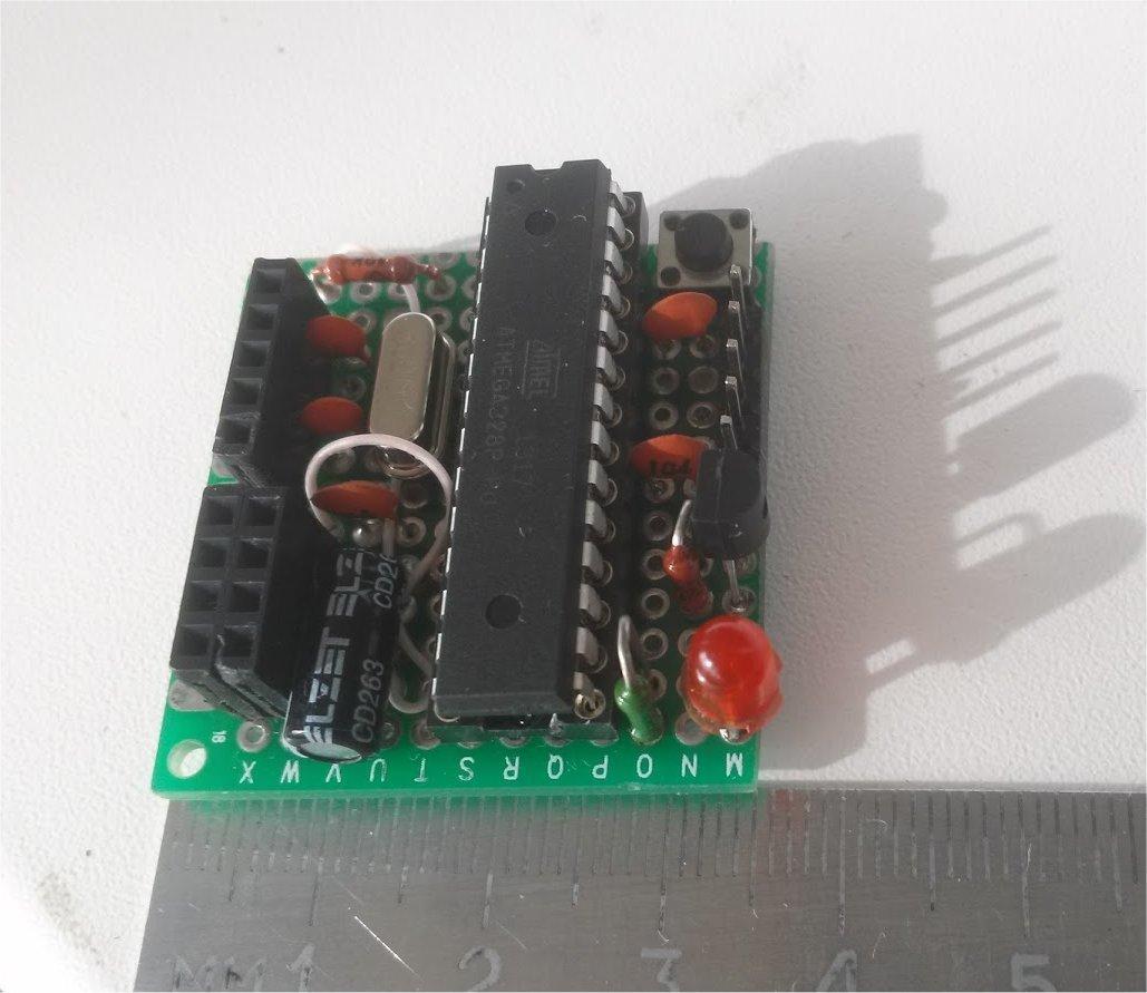 Беспроводный Lighting-Sensor с питанием от CR2450 - 3