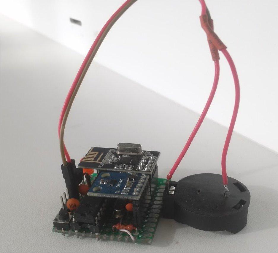 Беспроводный Lighting-Sensor с питанием от CR2450 - 5
