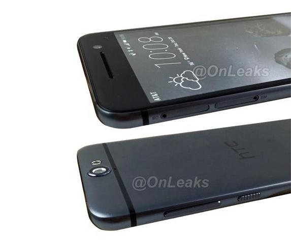 Смартфон HTC One A9 действительно будет похож на новые модели iPhone