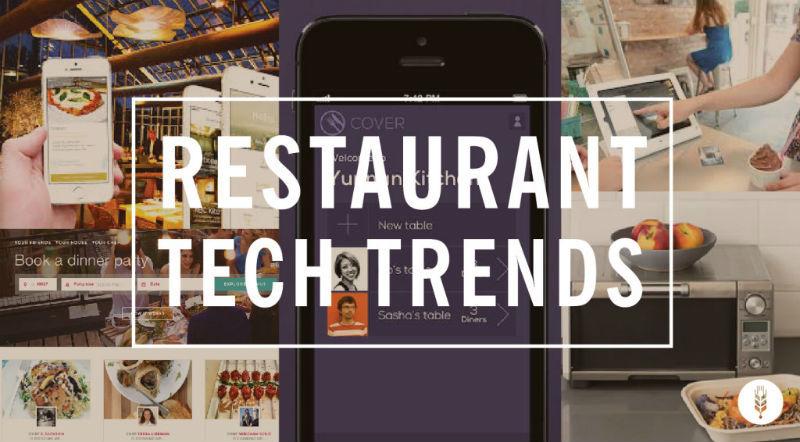ИТ в ресторанном бизнесе: онлайн-заказы, бронирование столиков и автоматизация процессов - 1