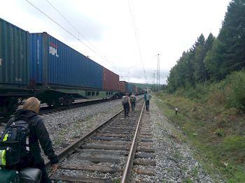 Как мы с Highscreen Power Five проехали автостопом 10 тысяч километров от Москвы до Владивостока - 26