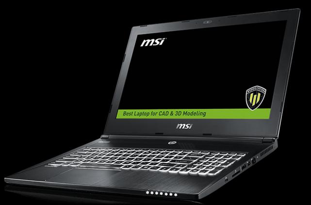 Мобильные рабочие станции MSI WT72 6QK и WS60 6QI стоят от 2100 и 1900 долларов соответственно