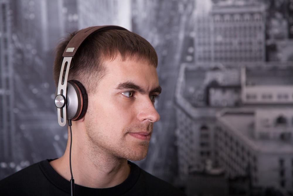 Музыка в современном стиле: Обзор наушников Sennheiser Momentum 2 on-ear - 9