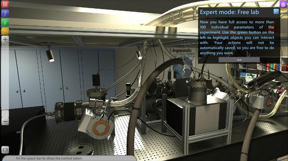Первая в мире бесплатная онлайн лаборатория квантовой физики в Венском университете к вашим услугам - 4