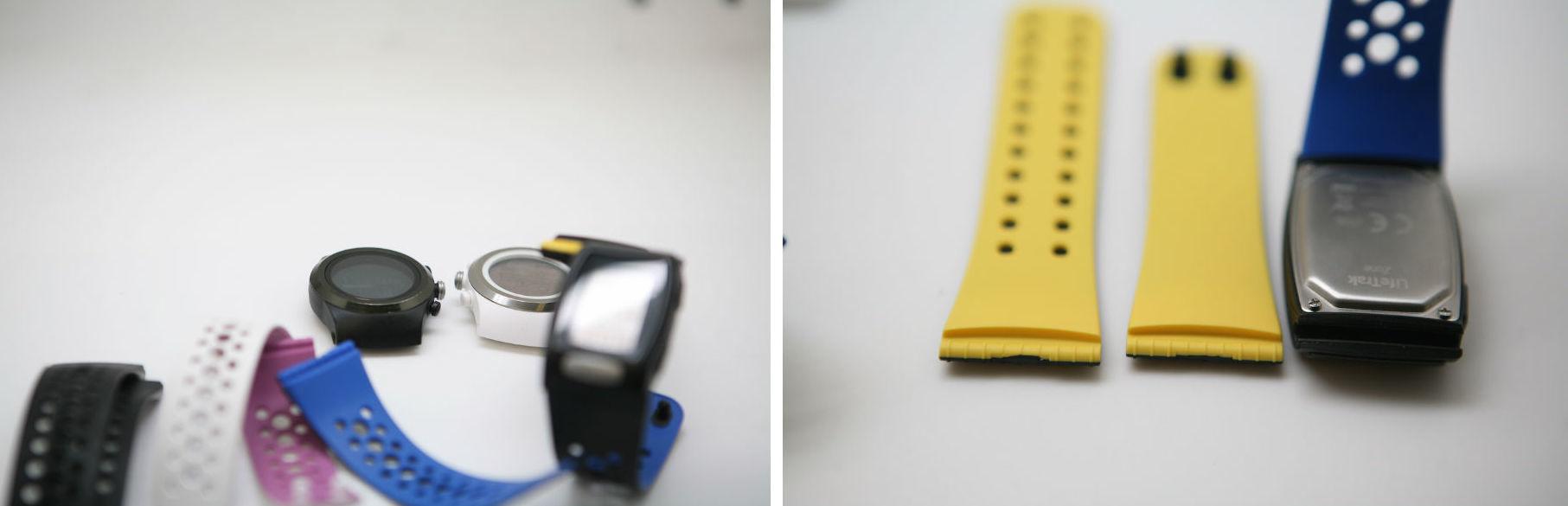 Подборка трекеров, у которых можно менять ремешки - 8
