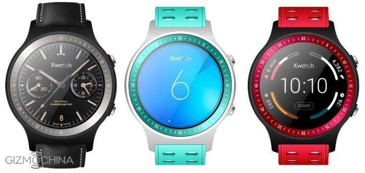 Умные часы Bluboo XWatch получат модуль GPS
