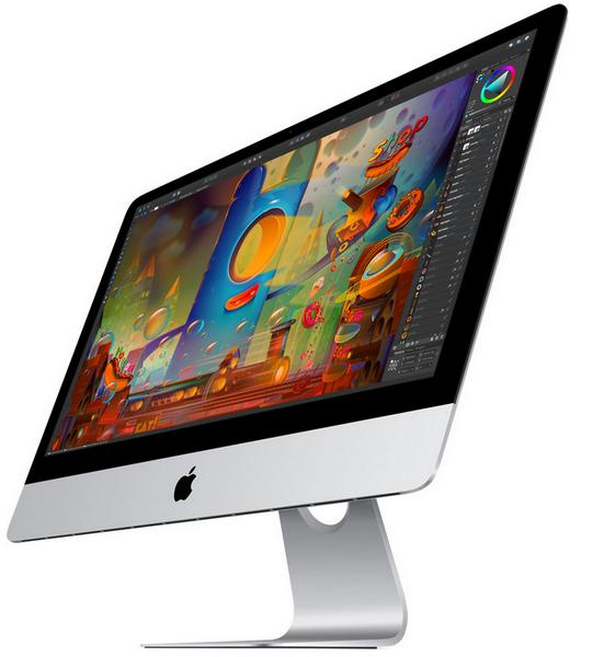 Apple представила новые моноблоки iMac