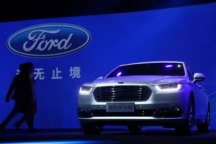 Ford хочет развивать подключаемые и беспилотные авто в Китае