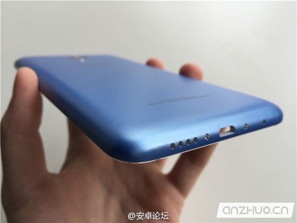 Meizu представит бюджетный смартфон с металлическим корпусом