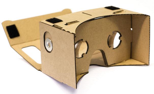 Комплект разработчиков Cardboard SDK был обновлен