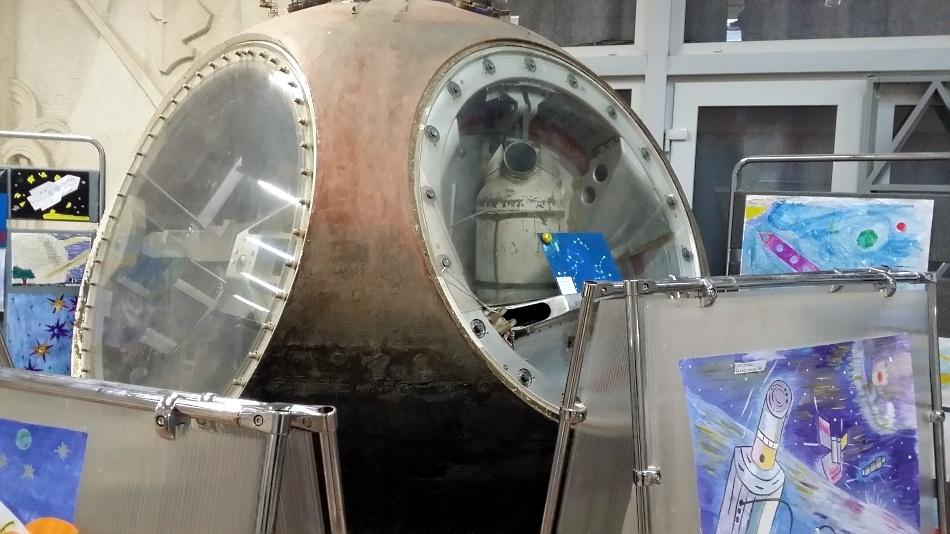Самара космическая или заснеженные пришельцы - 11