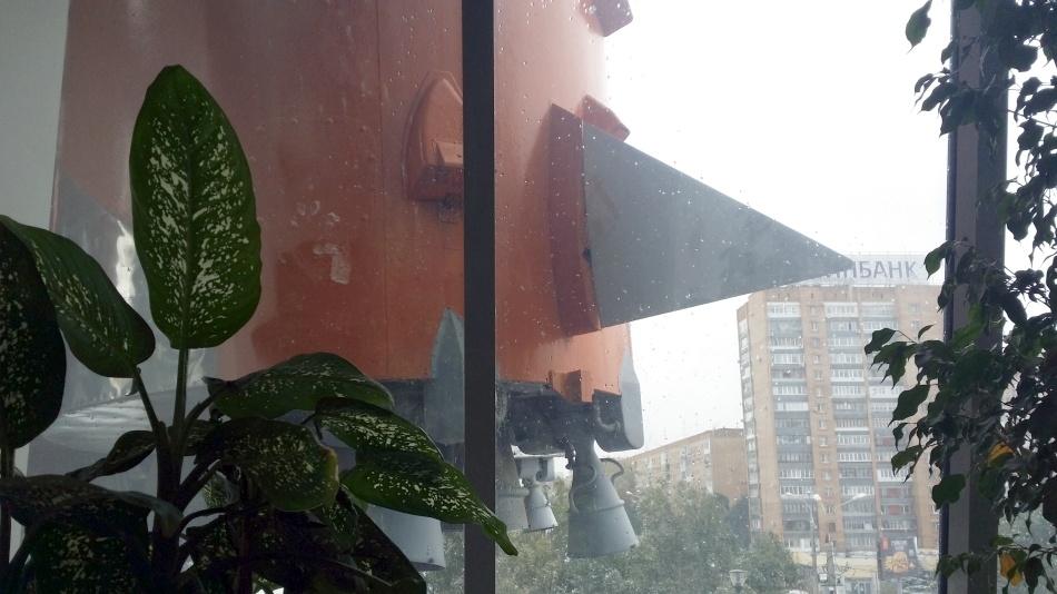 Самара космическая или заснеженные пришельцы - 34