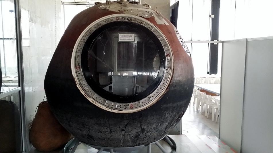 Самара космическая или заснеженные пришельцы - 46
